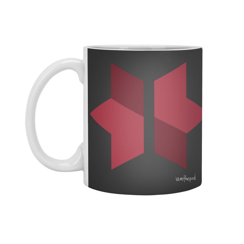 The Star Divided Accessories Standard Mug by iamthepod's Artist Shop