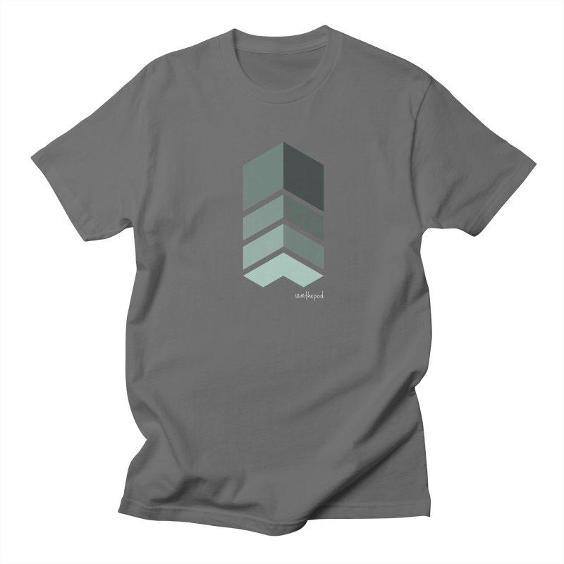 The Monolith Men's T-Shirt by iamthepod's Artist Shop