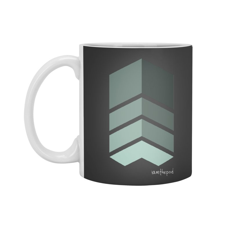 The Monolith Accessories Standard Mug by iamthepod's Artist Shop