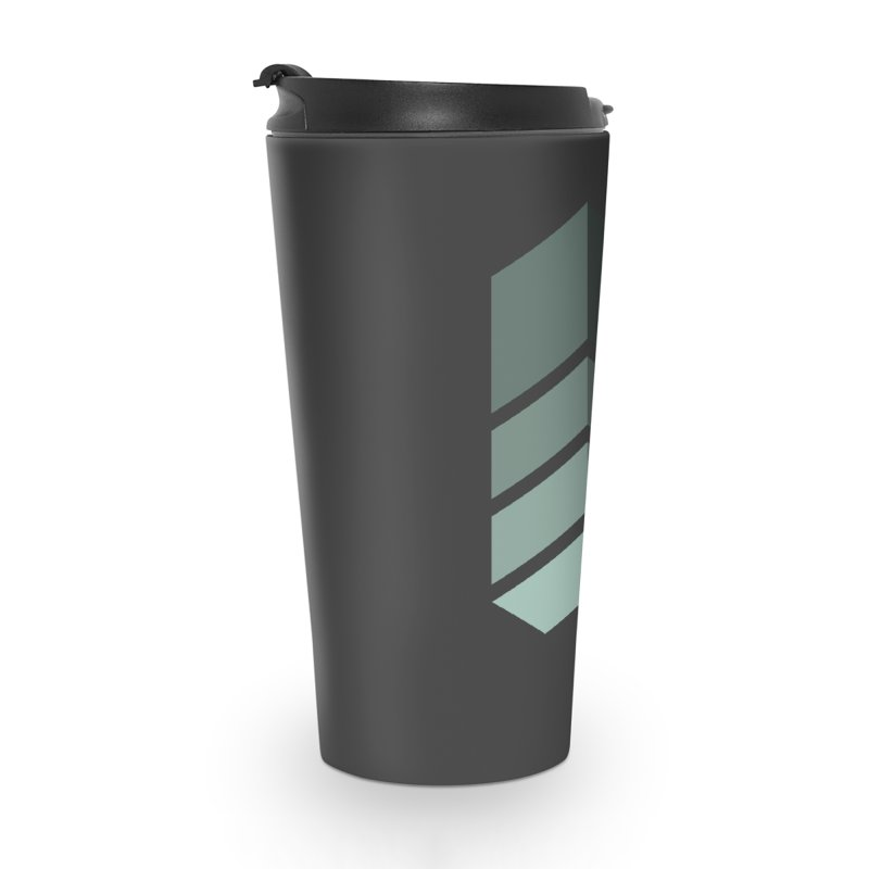 The Monolith Accessories Travel Mug by iamthepod's Artist Shop