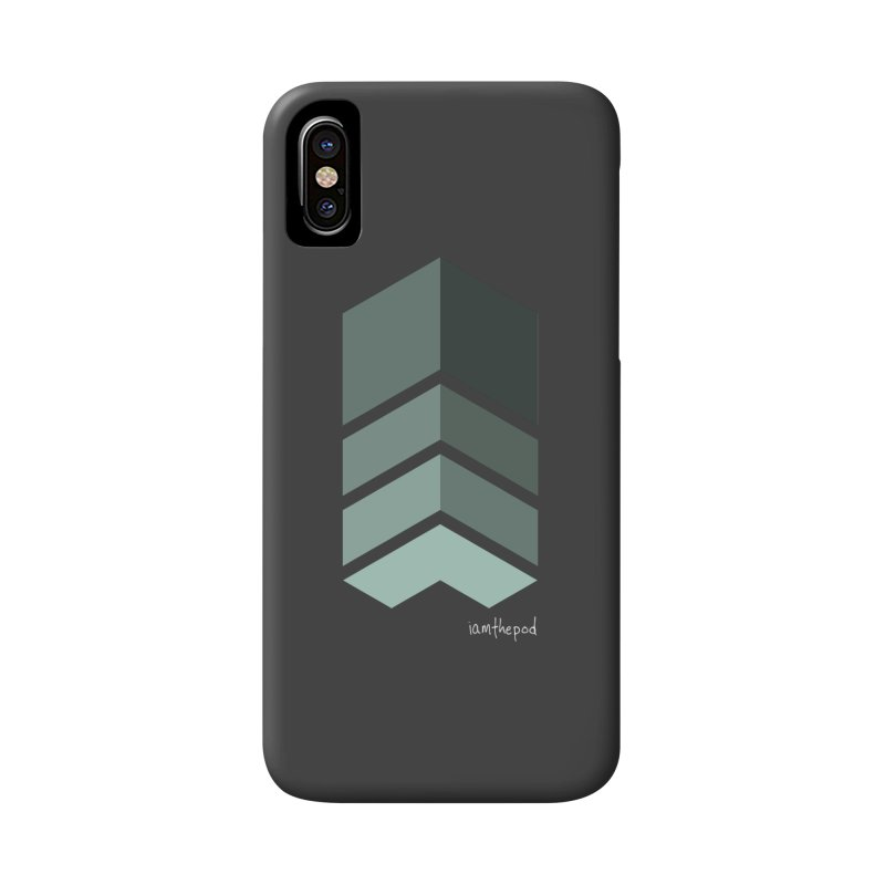 The Monolith Accessories Phone Case by iamthepod's Artist Shop
