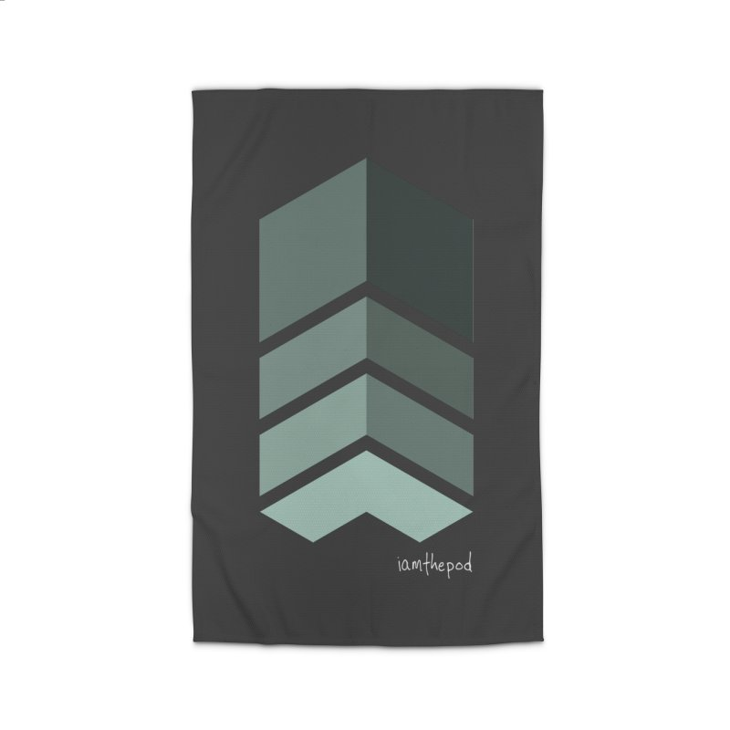 The Monolith Home Rug by iamthepod's Artist Shop