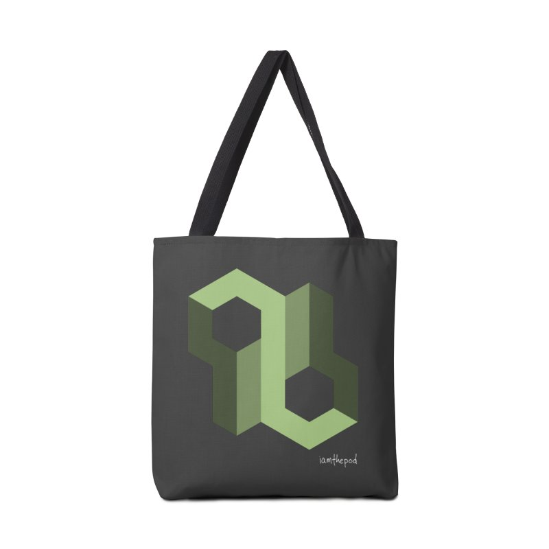 The Loop Accessories Tote Bag Bag by iamthepod's Artist Shop