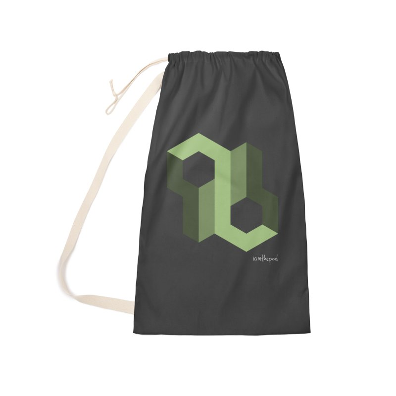 The Loop Accessories Laundry Bag Bag by iamthepod's Artist Shop