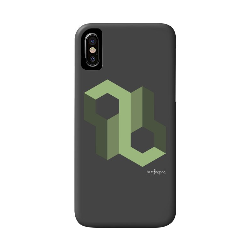 The Loop Accessories Phone Case by iamthepod's Artist Shop