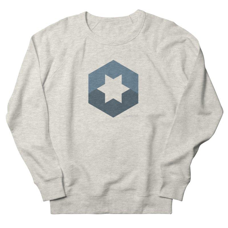 Blue Regime Men's Sweatshirt by iamthepod's Artist Shop