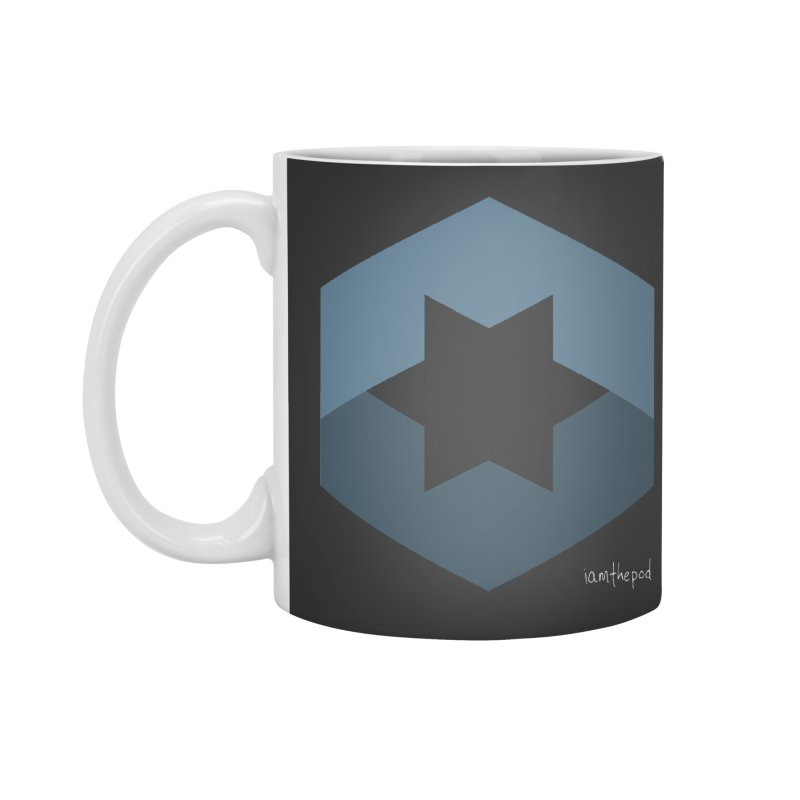 Blue Regime Accessories Mug by iamthepod's Artist Shop