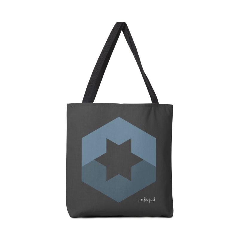 Blue Regime Accessories Bag by iamthepod's Artist Shop