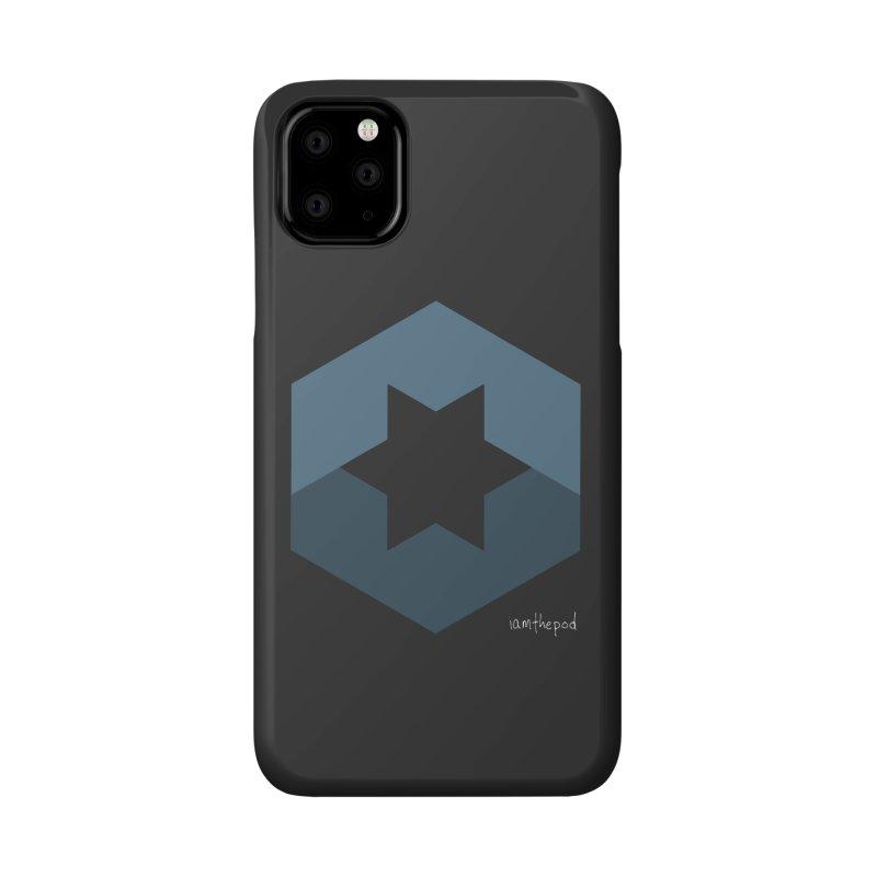 Blue Regime Accessories Phone Case by iamthepod's Artist Shop