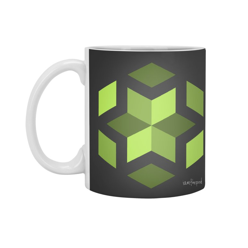 Nuclear Overwatch Accessories Standard Mug by iamthepod's Artist Shop