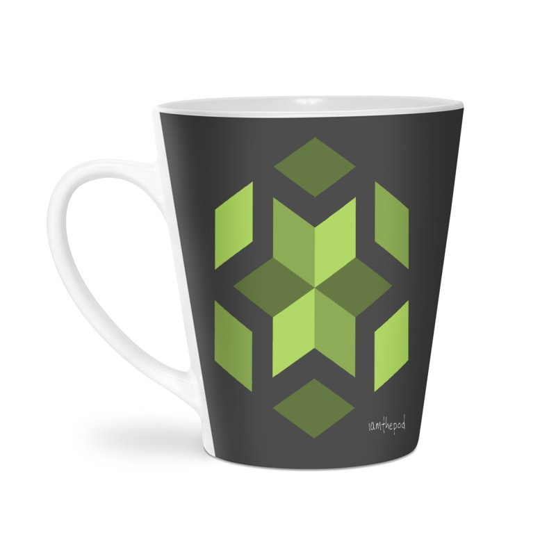 Nuclear Overwatch Accessories Latte Mug by iamthepod's Artist Shop