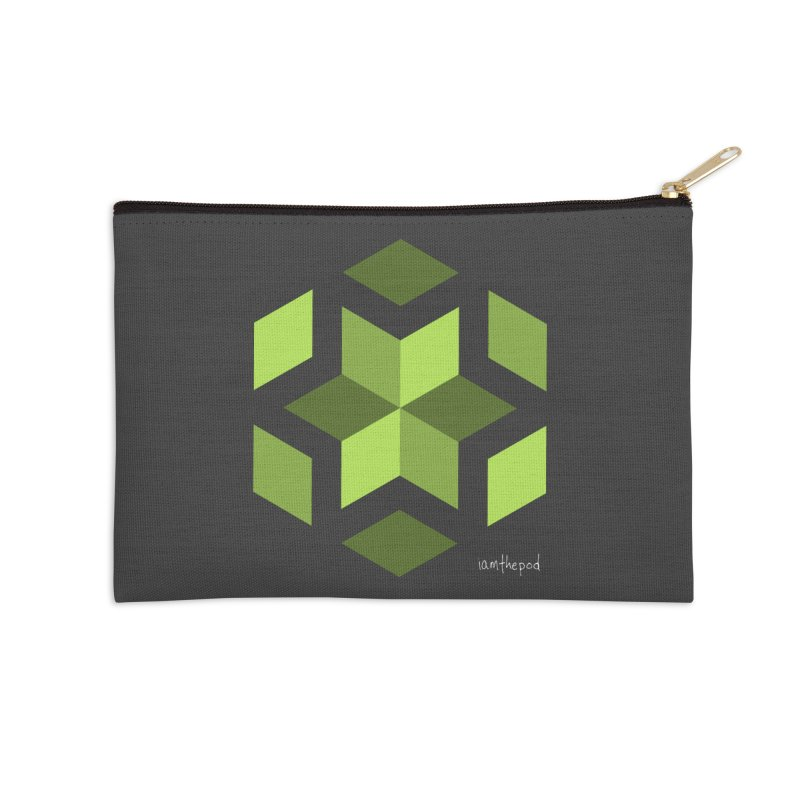 Nuclear Overwatch Accessories Zip Pouch by iamthepod's Artist Shop