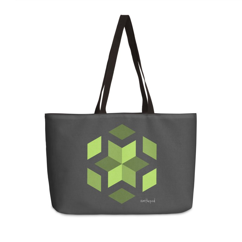 Nuclear Overwatch Accessories Weekender Bag Bag by iamthepod's Artist Shop