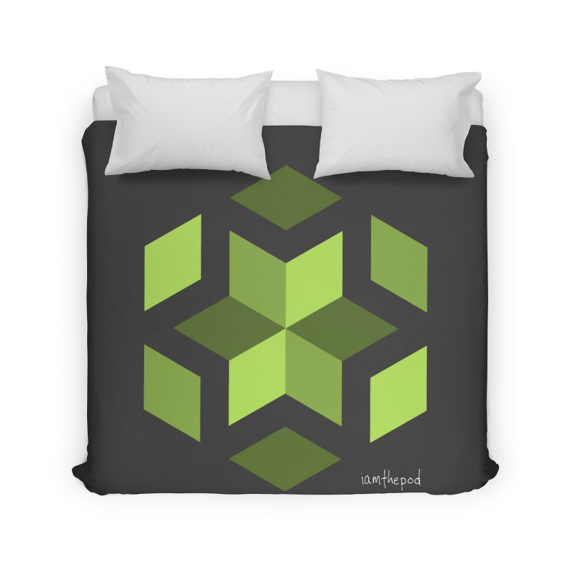 Nuclear Overwatch Home Duvet by iamthepod's Artist Shop