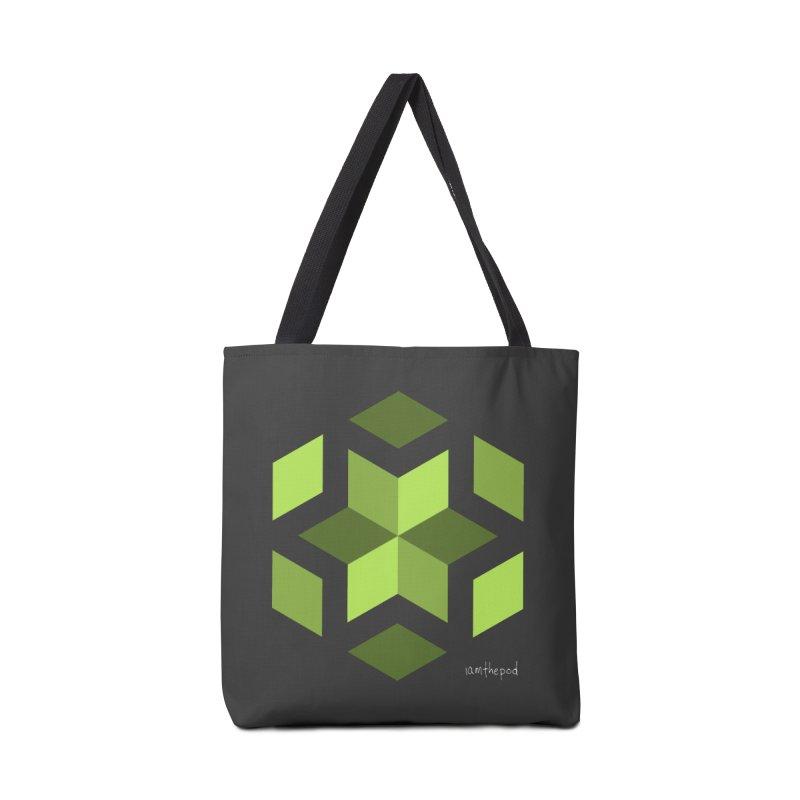 Nuclear Overwatch Accessories Tote Bag Bag by iamthepod's Artist Shop
