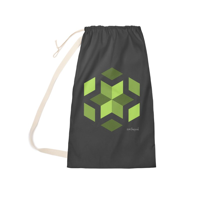Nuclear Overwatch Accessories Laundry Bag Bag by iamthepod's Artist Shop