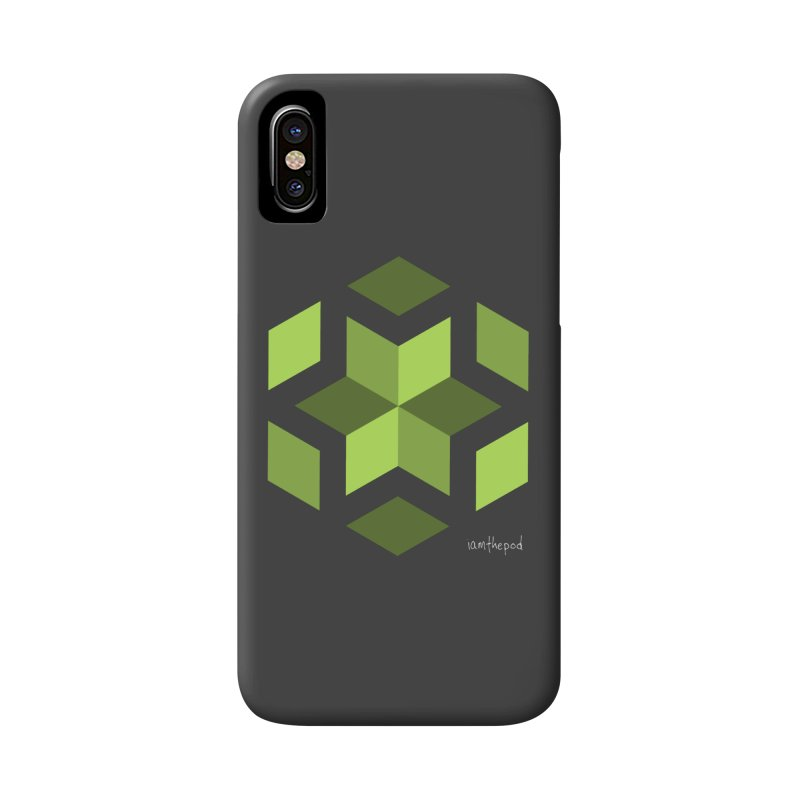 Nuclear Overwatch Accessories Phone Case by iamthepod's Artist Shop