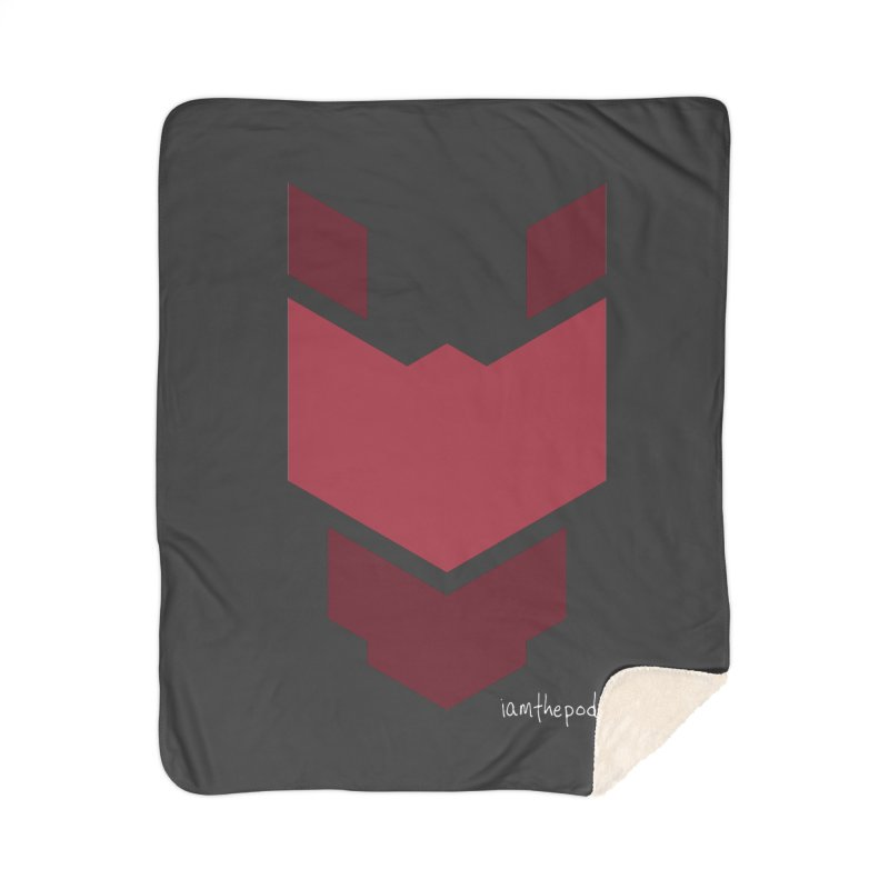Diablo Corp Home Blanket by iamthepod's Artist Shop