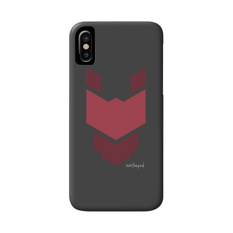 Diablo Corp Accessories Phone Case by iamthepod's Artist Shop