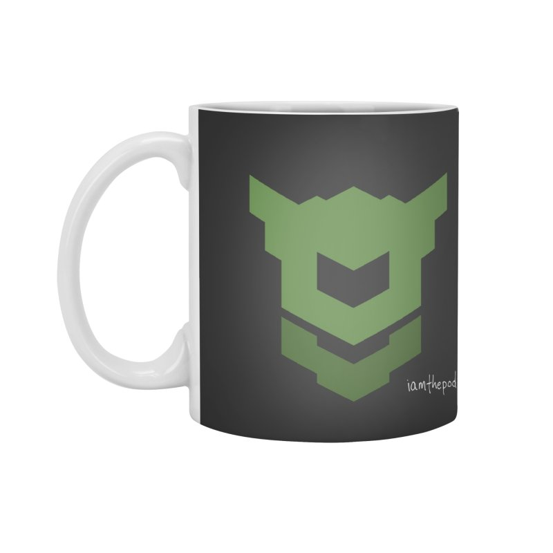 Ground Swell Accessories Standard Mug by iamthepod's Artist Shop