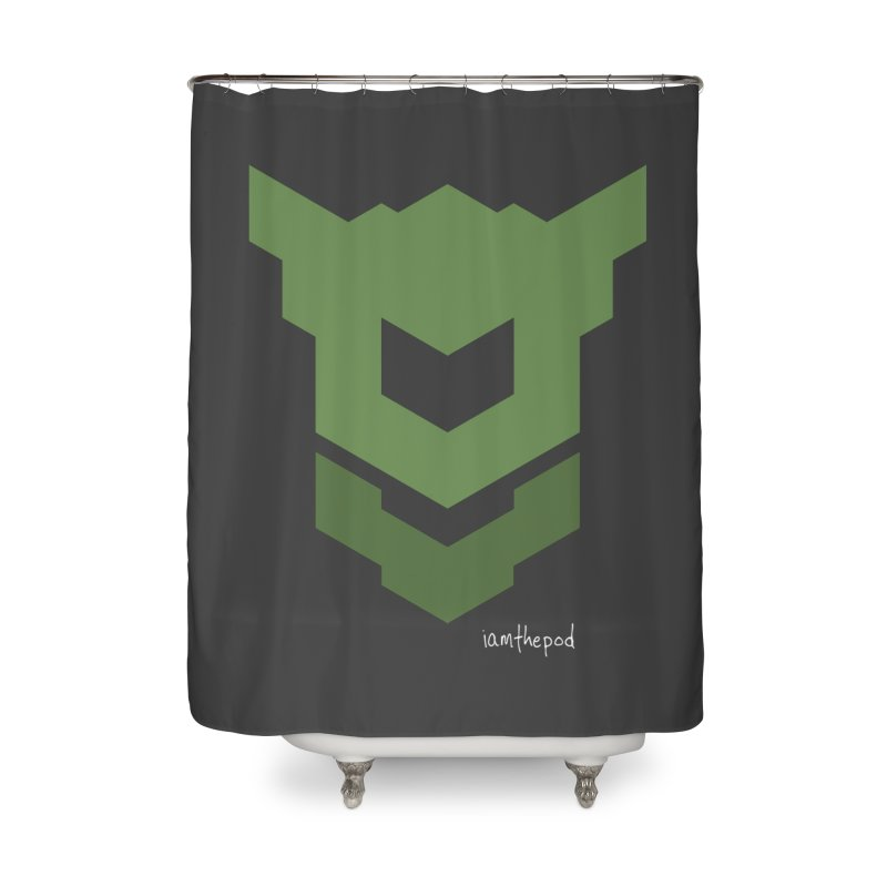 Ground Swell Home Shower Curtain by iamthepod's Artist Shop