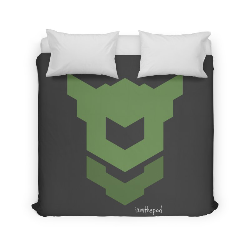 Ground Swell Home Duvet by iamthepod's Artist Shop