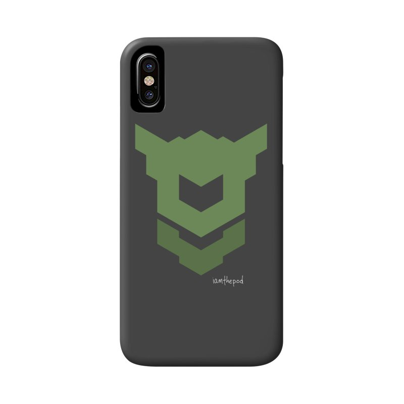 Ground Swell Accessories Phone Case by iamthepod's Artist Shop