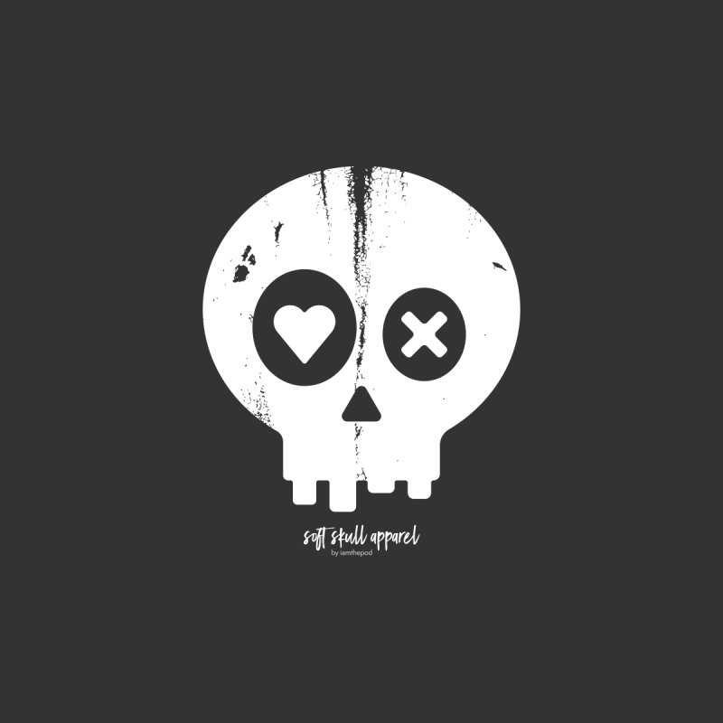 PunchDrunkLoveSkull Men's T-Shirt by iamthepod's Artist Shop