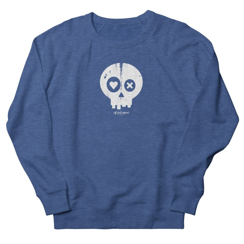 PunchDrunkLoveSkull Men's Sweatshirt by iamthepod's Artist Shop