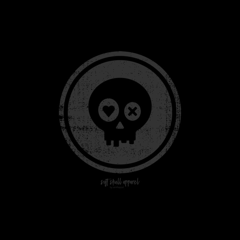 PunchDrunkLoveSkull - Circle by iamthepod's Artist Shop