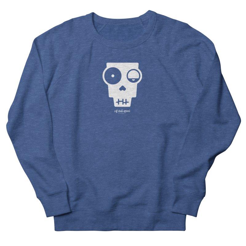 Soft Skull Zombie One Men's Sweatshirt by iamthepod's Artist Shop