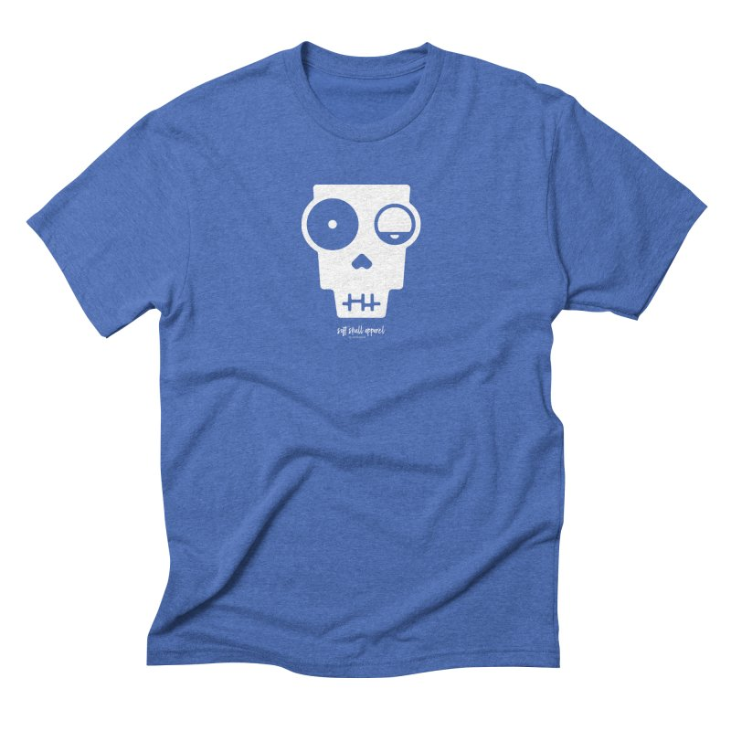 Soft Skull Zombie One Men's T-Shirt by iamthepod's Artist Shop
