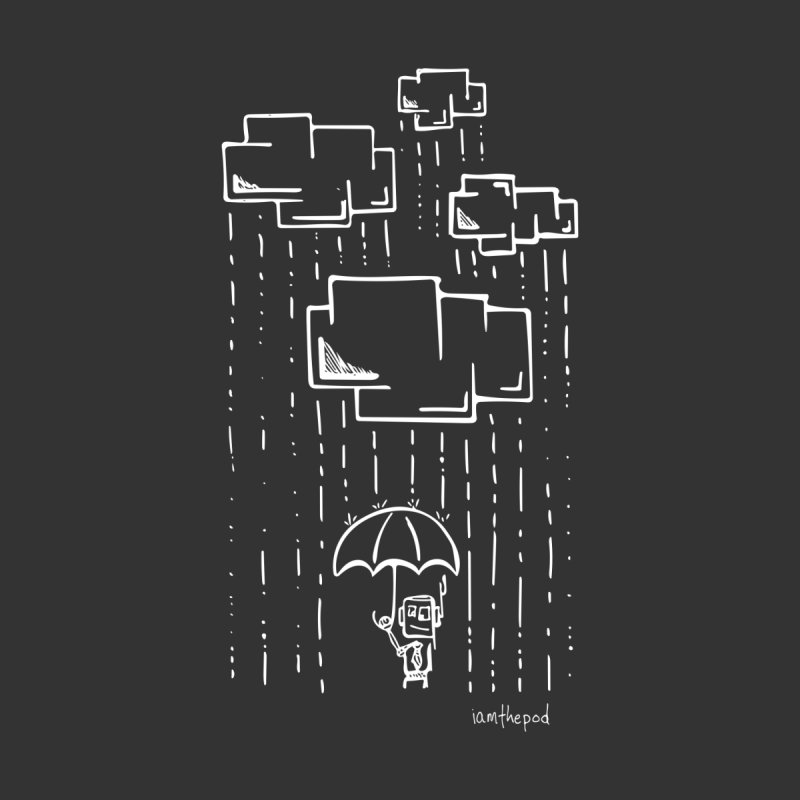 Rain Down Women's T-Shirt by iamthepod's Artist Shop