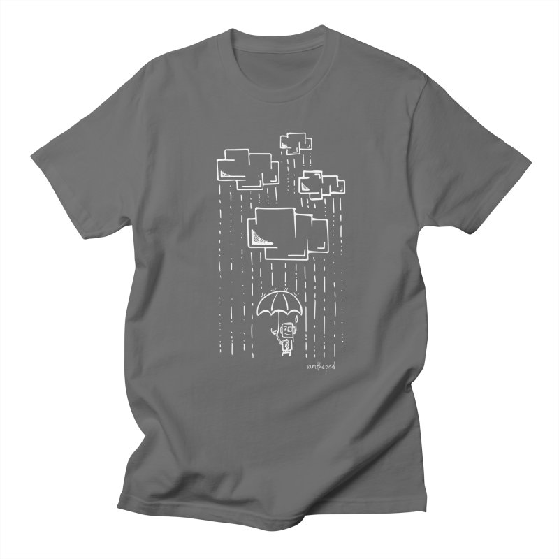 Rain Down Men's T-Shirt by iamthepod's Artist Shop