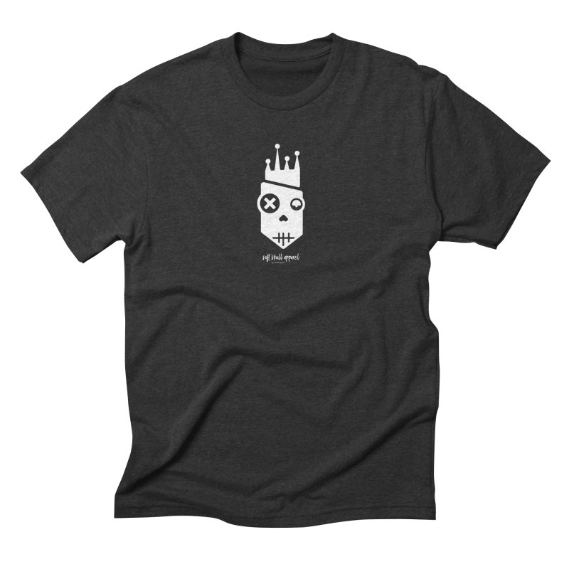 King Nothing in Men's Triblend T-Shirt Heather Onyx by iamthepod's Artist Shop