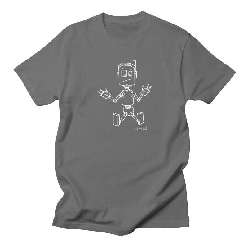 Tin Boy Men's T-Shirt by iamthepod's Artist Shop