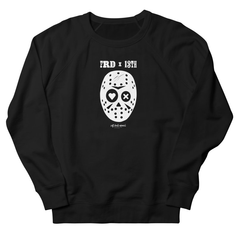 PDLS x FRD x 13TH Women's French Terry Sweatshirt by iamthepod's Artist Shop