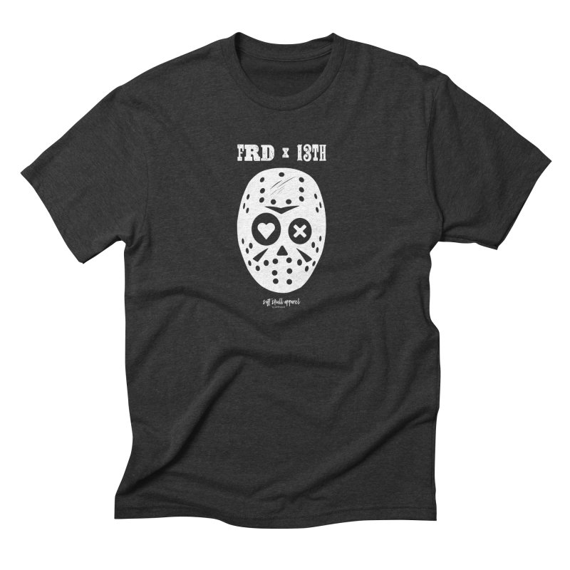 PDLS x FRD x 13TH in Men's Triblend T-Shirt Heather Onyx by iamthepod's Artist Shop