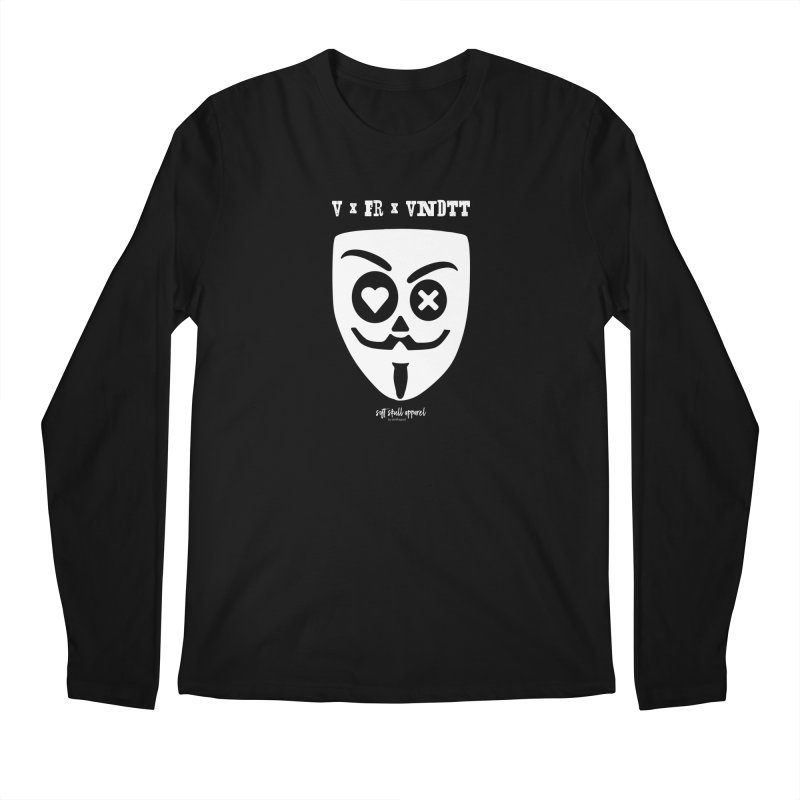 PDLS x V x FR x VNDTT Men's Regular Longsleeve T-Shirt by iamthepod's Artist Shop
