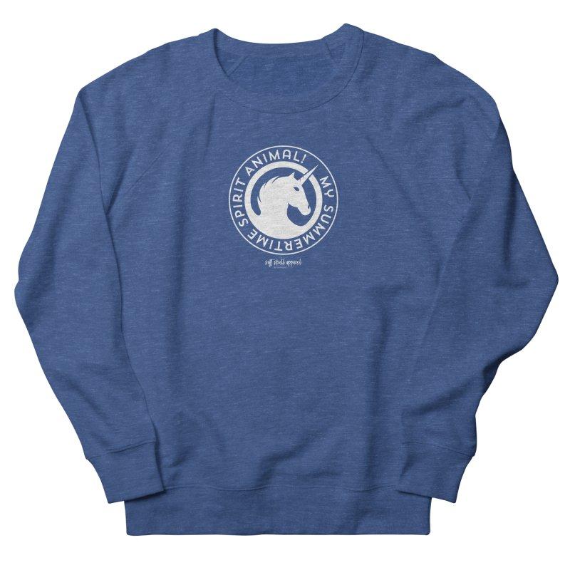 Summertime Spirit Animal! Women's French Terry Sweatshirt by iamthepod's Artist Shop