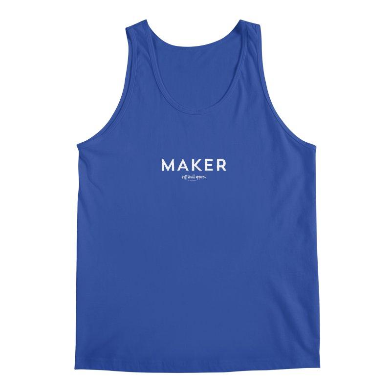 Maker Men's Regular Tank by iamthepod's Artist Shop