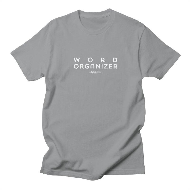 Word Organizer Men's Regular T-Shirt by iamthepod's Artist Shop