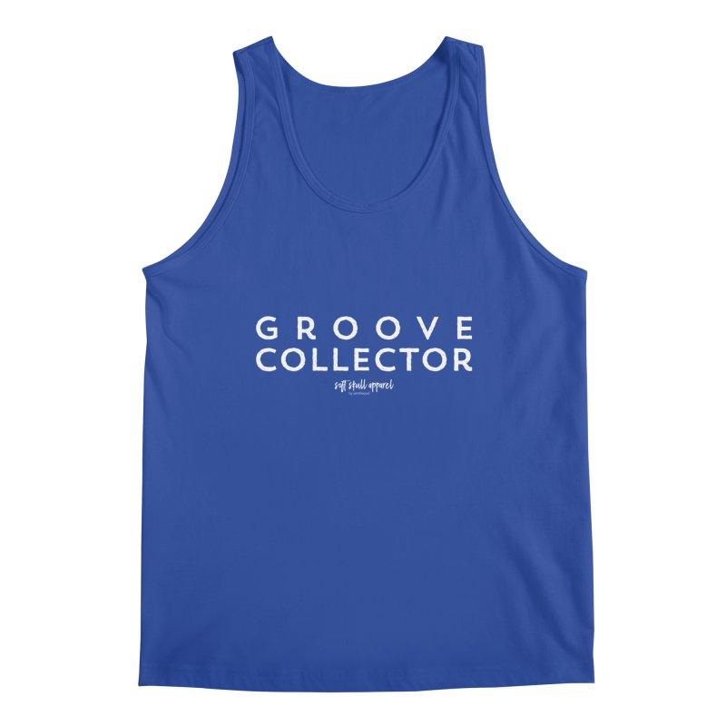 Groove Collector Men's Regular Tank by iamthepod's Artist Shop