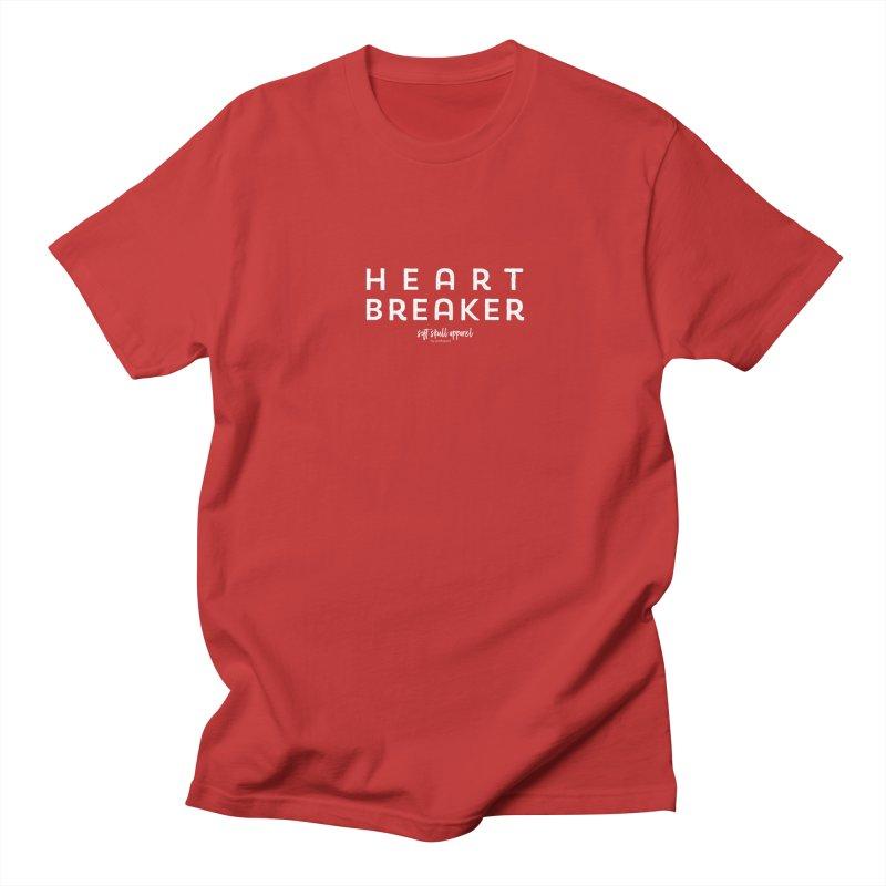 Heart Breaker Women's Regular Unisex T-Shirt by iamthepod's Artist Shop