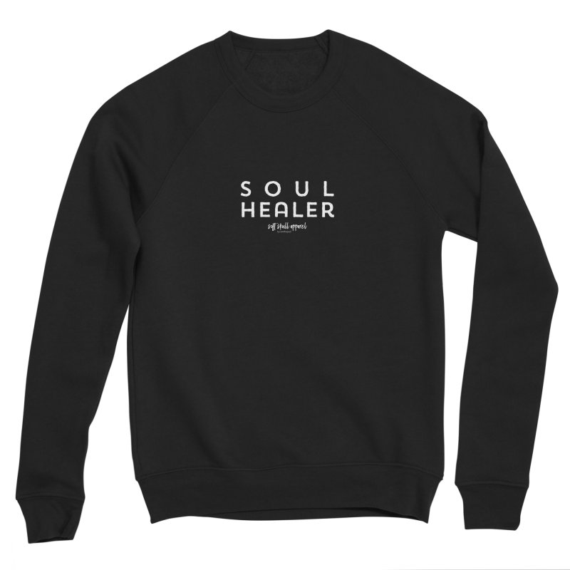 Soul Healer Men's Sponge Fleece Sweatshirt by iamthepod's Artist Shop