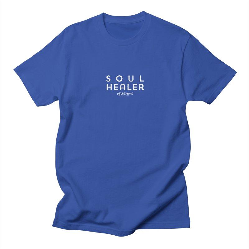 Soul Healer Men's Regular T-Shirt by iamthepod's Artist Shop
