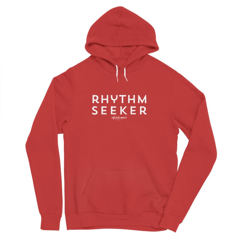 Rhythm Seeker Men's Pullover Hoody by iamthepod's Artist Shop
