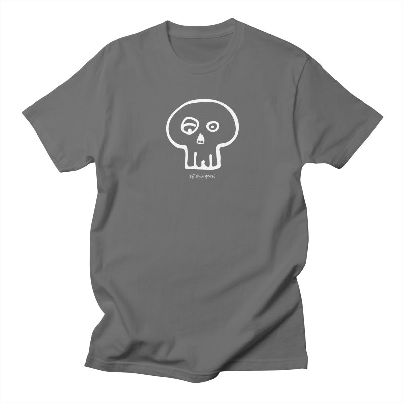 Soft Skull Men's T-Shirt by iamthepod's Artist Shop