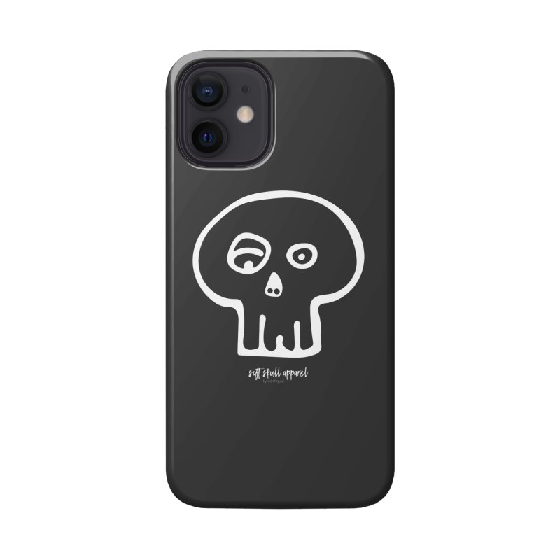 Soft Skull Accessories Phone Case by iamthepod's Artist Shop