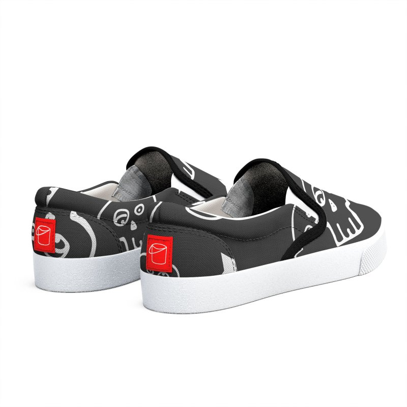 Soft Skull One Men's Shoes by iamthepod's Artist Shop